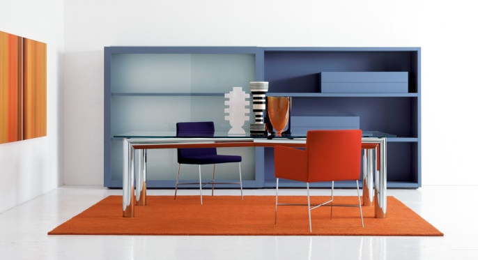 Cappellini crossoft cappellini crossoft stoel cappellini for Daamen interieur