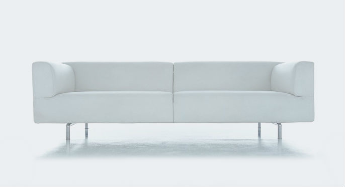 Cassina met cassina met bank cassina met banken daamen for Daamen interieur